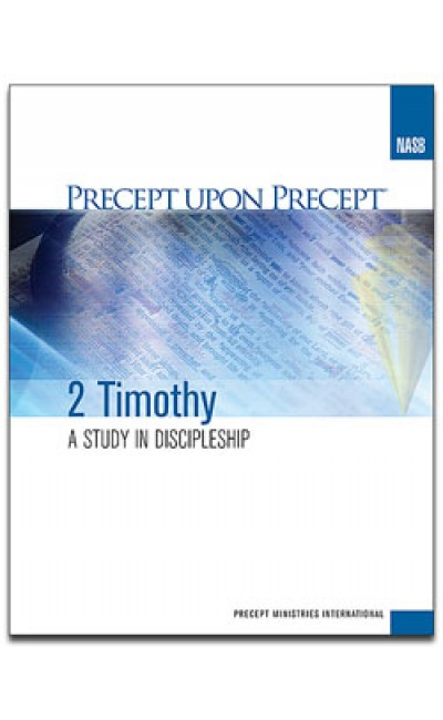 2 Timothy-Precept Workbook
