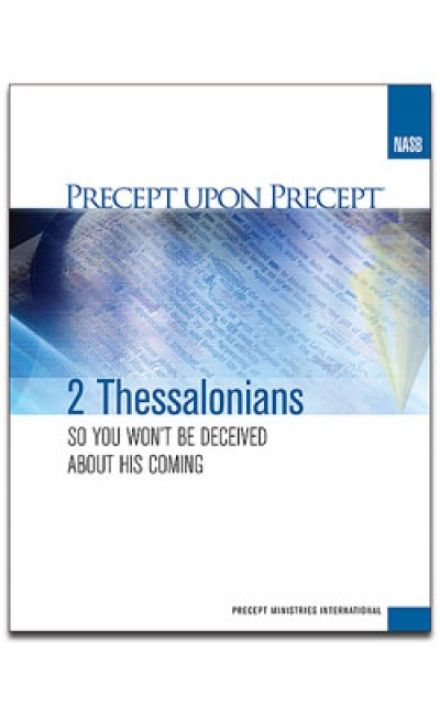 2 Thessalonians-Precept Workbook (NASB)