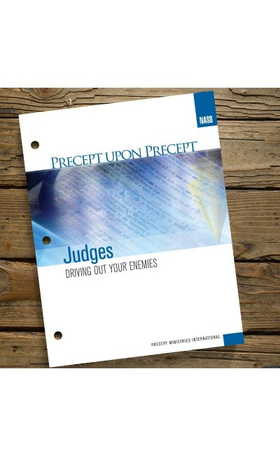 Judges-Precept Workbook (NASB)