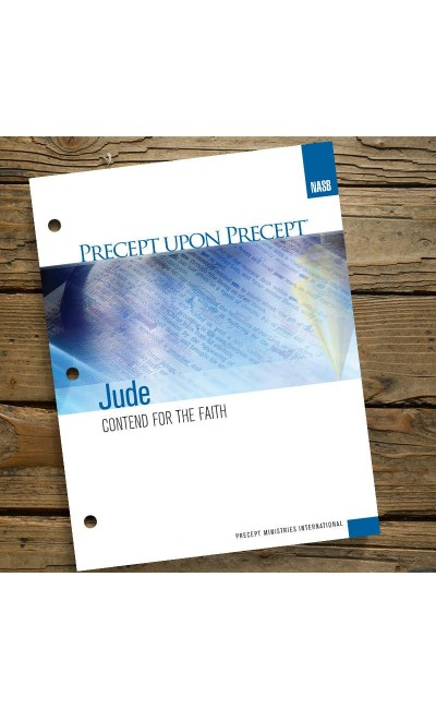 Jude-Precept Workbook (NASB)