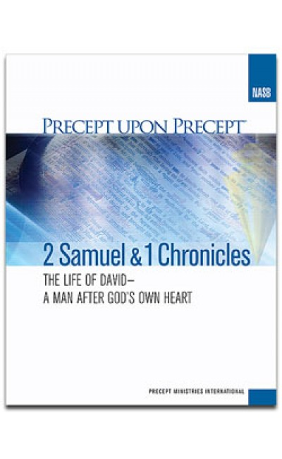 2 Samuel/1 Chronicles-Precept Workbook (NASB)