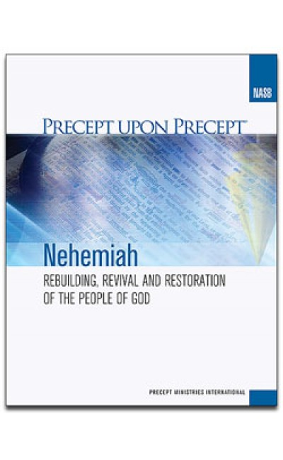Nehemiah-Precept Workbook (NASB)