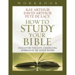 How To Study Your Bible - Workbook [only the old cover is on sale. One copy available]