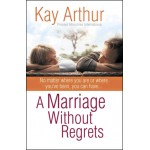 A Marriage Without Regrets [the old cover is on sale for $10. Five copies are available].