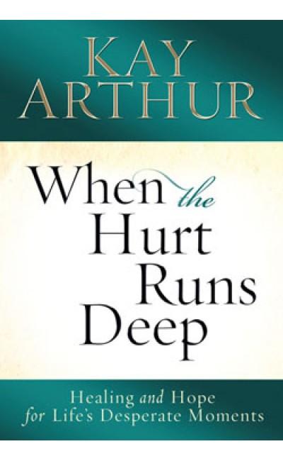 When The Hurt Runs Deep - Paper Back