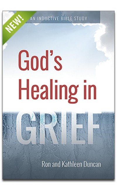 God's Healing in Grief